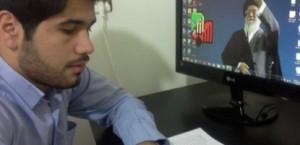 مصاحبه با محمد بهرامی خواه